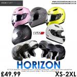 Tuzo Horizon Flip Helmet