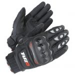 Tuzo Freeway Black Leather Gloves