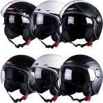 Tuzo 582 Open Face Helmet