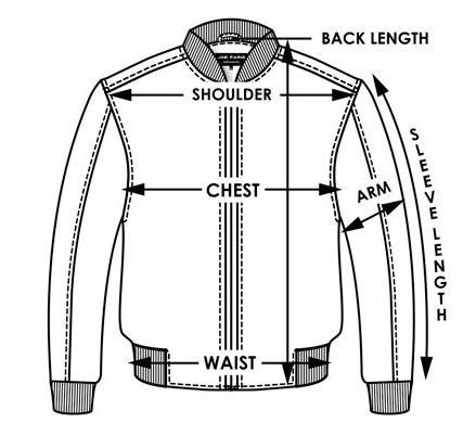 sizechart Clothes Sizing Chart