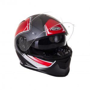 Helmets - Kickstart - Full Face - Flipup - Bluetooth - Kids